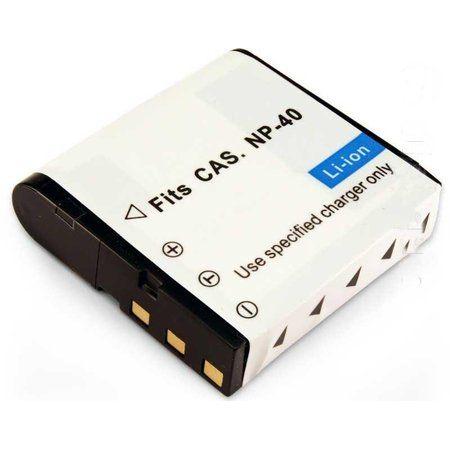Bateria NP-40/ CNP40 para Casio Exilim