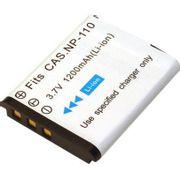 Bateria NP-110 para Casio EX-Z2000