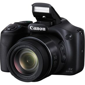 Camera-Canon-PowerShot-SX530-HS-com-16MP-e-Zoom-Optico-50x