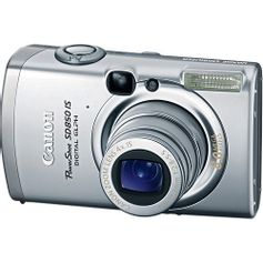 Camera-Digital-Canon-PowerShot-SD850-IS--8.0-Megapixels-LCD-2.5--Zoom-Optico-4x-com-estabilizador