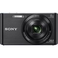 Camera-Sony-Cyber-Shot-DSC-W830---Preta