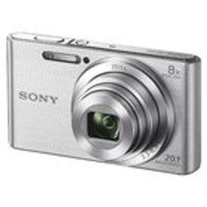Câmera Sony Cyber-Shot DSC-W830 - Prata   Em até 10X sem juros  - eMania  Foto e Vídeo bb19884c69