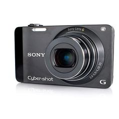 Camera-Digital-Sony-Cyber-shot-DSC-WX10-16.2-Megapixels-7x-de-Zoom-Optico---Preta---