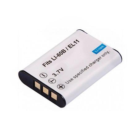 Bateria LI-60B / LI60B para Câmeras Olympus