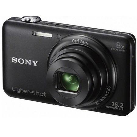 Camera-Digital-Sony-Cyber-Shot-DSC-WX60---Preta