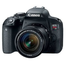 Camera-Canon-EOS-T7i-com-Lente-EF-S-18-55mm-f-3.5-5.6-IS-STM