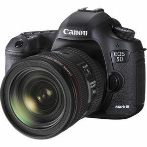 Camera-Canon-EOS-5D-Mark-III-com-Lente-EF-24-70mm-f-4L-IS-USM