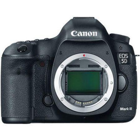 Camera-Canon-EOS-5D-Mark-III--So-o-Corpo-