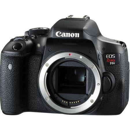 Camera-Canon-EOS-Rebel-T6i--So-o-Corpo-