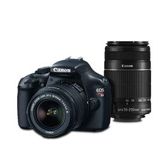 Kit-Camera-Canon-Rebel-T5-com-Lente-18-55mm-III-e-Lente-55-250mm-IS-II