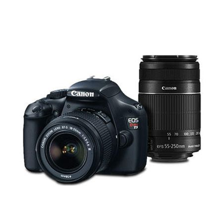 Kit-Camera-Canon-Rebel-T5-com-Lente-18-55mm-III-e-Lente-55-250mm-IS-II