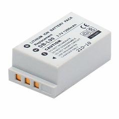 Bateria DB-L90 para Câmera Sanyo VPC-SH1