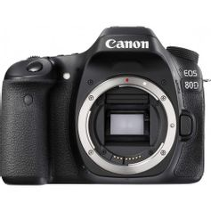 Camera-Canon-EOS-80D---So-o-Corpo-