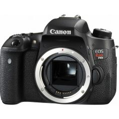 Camera-DSLR-Canon-EOS-Rebel-T6S--So-o-corpo-