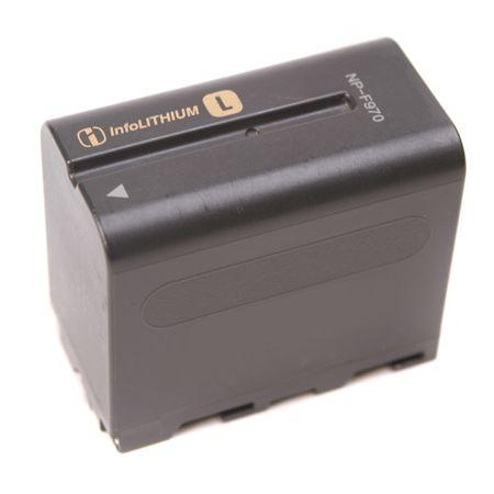 Bateria-NP-F960--NP-F970-para-Filmadoras-Sony