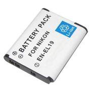 Bateria EN-EL19 / ENEL19 para Nikon (700mAh e 3.7V)