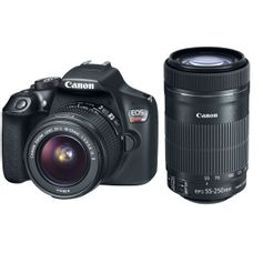 Kit-Camera-Canon-EOS-T6-com-Lente-18-55mm-e-Lente-55-250mm-IS-II