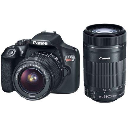 Kit-Camera-Canon-EOS-T6-com-Lente-18-55mm-e-Lente-55-250mm-IS-II