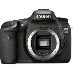 Camera-DSLR-Canon-EOS-7D--So-o-Corpo-