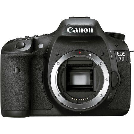 Camera-DSLR-Canon-EOS-7D--So-o-Corpo-