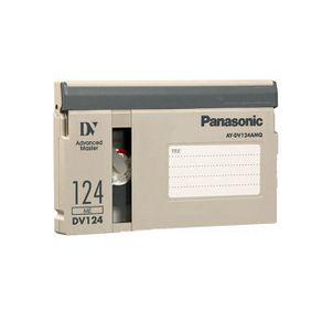 Fita Mini DV HDV Panasonic AY-DV124AMQ