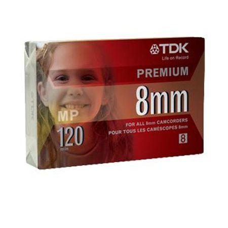 Fita 8mm TDK GX-MP120