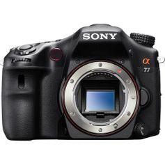 Câmera Sony Alpha SLT A77 (Só o Corpo)