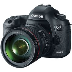 Camera-Digital-Canon-EOS-5D-Mark-III-com-Lente-24-105mm-f-4L-IS-USM-AF