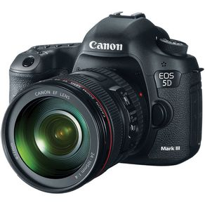 Camera-Digital-Canon-EOS-5D-Mark-III-com-Lente-24-105mm-f-4L-IS-USM-AF