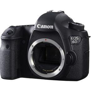 Camera-Canon-EOS-6D--So-o-Corpo-