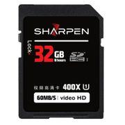 Cartão SD 32Gb Sharpen 60Mb/s Classe 10