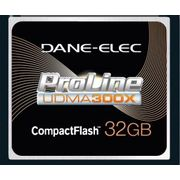 Cartão Compact Flash 32Gb Dane-Elex Proline 300X UDMA de Alta Performance