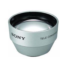 Lente Sony Tele Conversão VCL-2025S