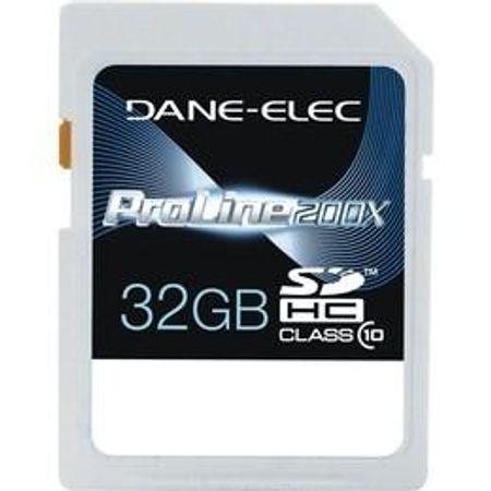 Cartão SD 32Gb Dane-Elec Proline 200x Classe 10