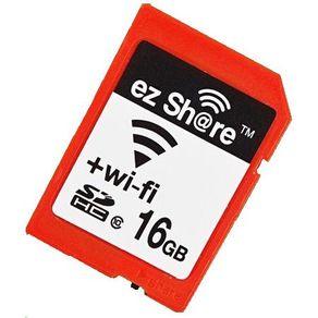 Cartão SD 16Gb Wi-Fi Ezshare