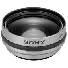 Lente Sony de Conversão Angular 0.7x (VCL-DH0737)