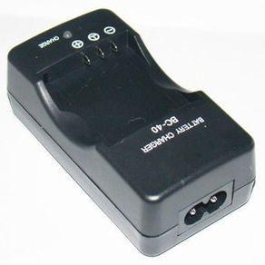 Carregador-Fujifilm-BC-40