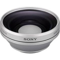 Lente Sony de Conversão Sony Grande e Angular VCL-D0746