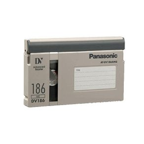 Fita Mini DV HDV Panasonic AY-DV186AMQ