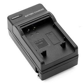 Carregador-para-Bateria-Olympus-LI-70B