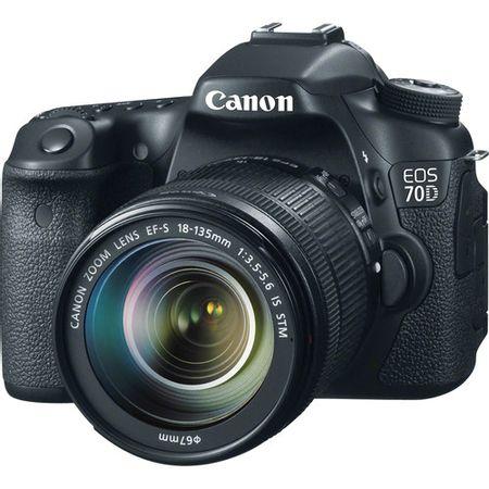 Camera-Canon-70D-com-Lente-EF-S-18-135mm-f-3.5-5.6-IS-STM