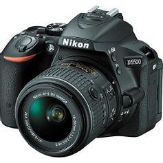 Camera-Nikon-D5500-com-Lente-18-55mm-f-3.5-5.6G-VR-II-Nikkor