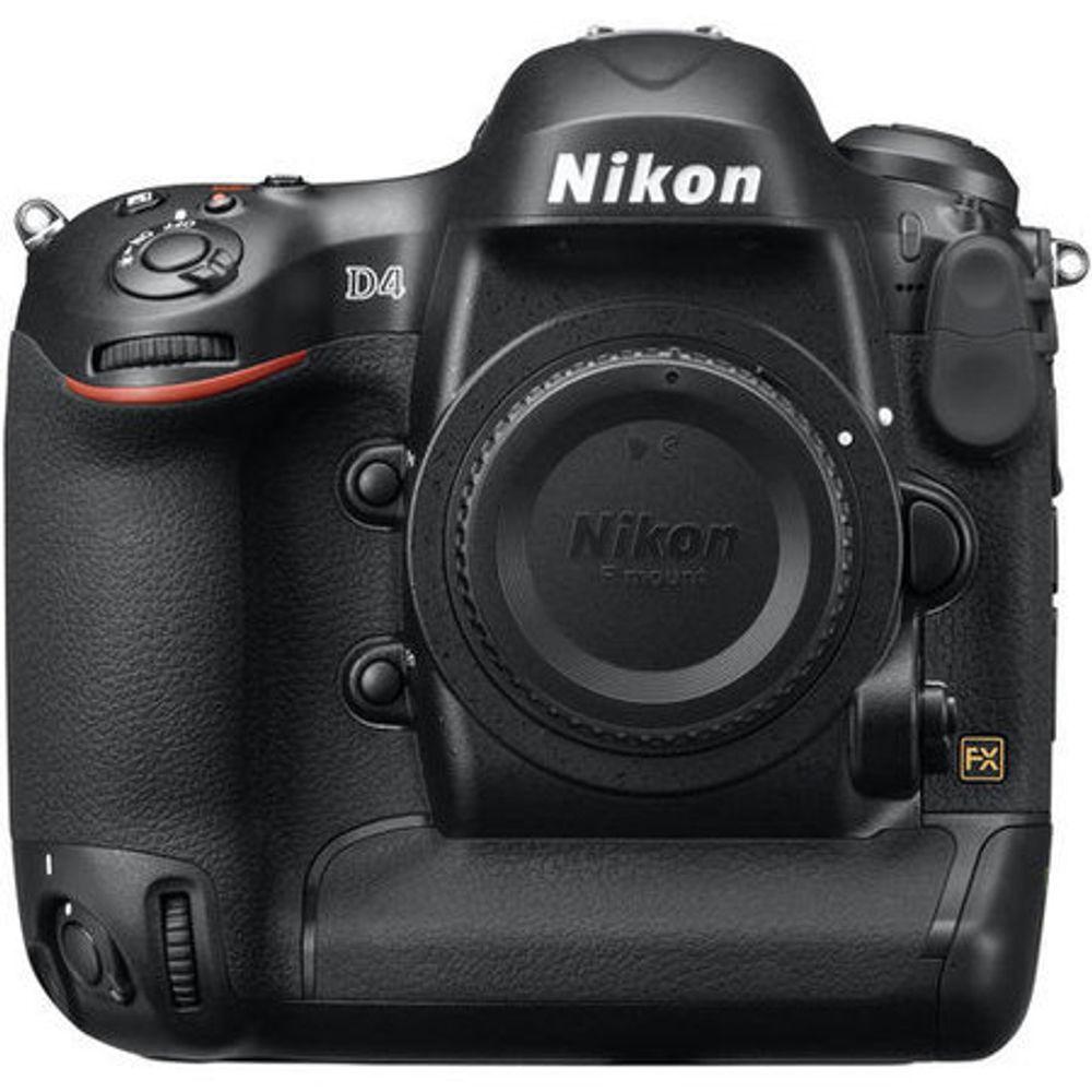 Câmera Digital Nikon Preto 16.2mp - D4s