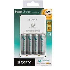 Carregador-de-Pilhas-Sony-com-4-Pilhas-Recarregaveis-AA-de-2500mah-Bivolt---BCG34HH4EN
