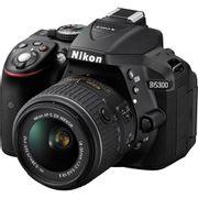 Camera-Nikon-D5300-com-Lente-18-55mm-f-3.5-5.6G-VR-II-DX-NIKKOR