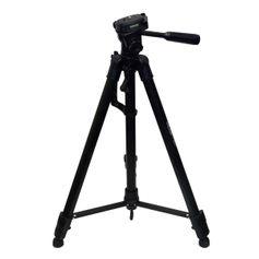 Tripe-Onlasr-F-6873-com-Cabeca-Semi-Profissional-SZW-para-Cameras-e-Filmadoras-ate-2Kg---Preto