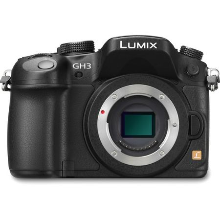 Camera-Panasonic-Lumix-DMC-GH3H-Mirrorless-Micro-Quatro-Tercos--Corpo-