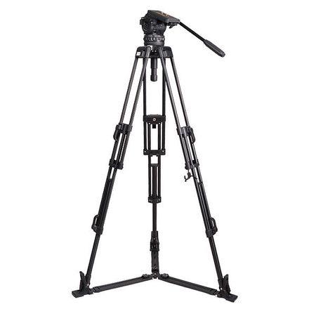 Tripe-Profissional-com-Cabeca-Hidraulica-para-Cameras-ate-8Kg-com-Bolsa-de-Transporte