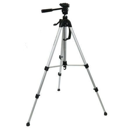 Tripe-com-Cabeca-TR-560AN-para-Cameras-e-Filmadoras-ate-5Kg---Prata---com-Bolsa