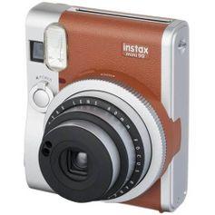 Camera-Instantanea-Fujifilm-Instax-Mini-90-Neo-Classic---Marrom